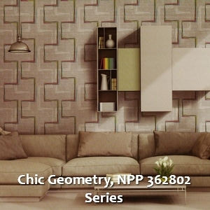 Chic Geometry, NPP 362802 Series
