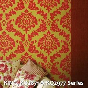 KING, KQ2871 & KQ2977 Series