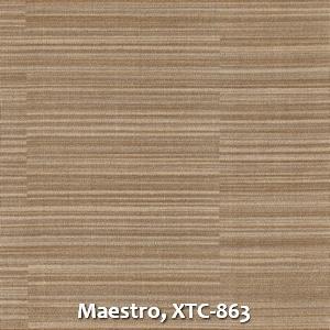 Maestro, XTC-863