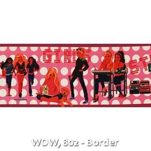 WOW, 802 - Border