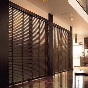 Wooden Blind Platinum