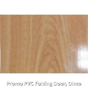 Promo PVC Folding Door, Olmo