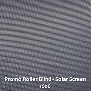 Promo Roller Blind - Solar Screen 1606